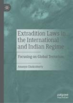 Growth of Extradition Under International Legal Regime | SpringerLink