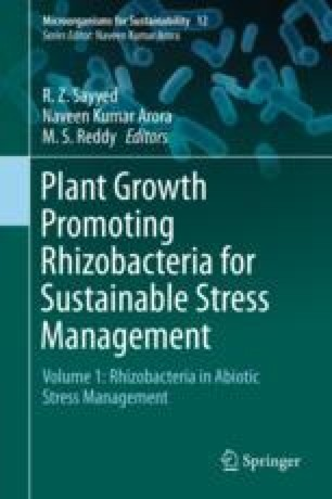 The Role of Plant Growth-Promoting Rhizobacteria to Modulate