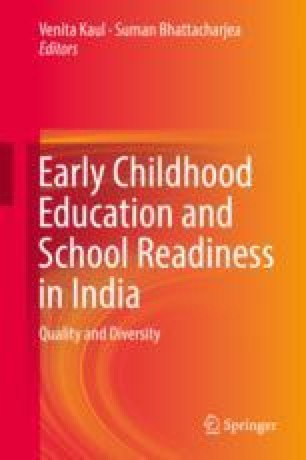 Where Do Young Children Go? Provisioning in Early Childhood