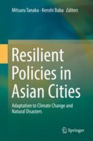 Strengthening Urban Resilience/Disaster Risk Management in