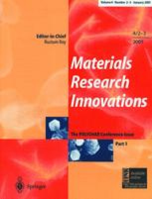 Synthesis and characterization of cross-linked silicone thin