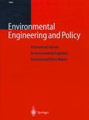 Environmental Engineering and Policy