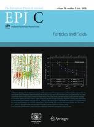 The European Physical Journal C