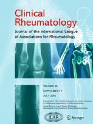 The impact of arthritis on the physical function of a rural