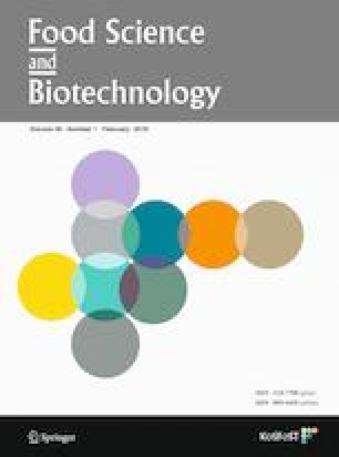Food Science and Biotechnology - Springer