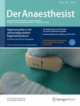 der anaesthesist springer.de Der anaesthesist, v55, no3, 2006 march, p313(1) (issn: 0003-2417) view details and online availability of this publication some editions of the publication  anaesthesist (online)  are available from these libraries.