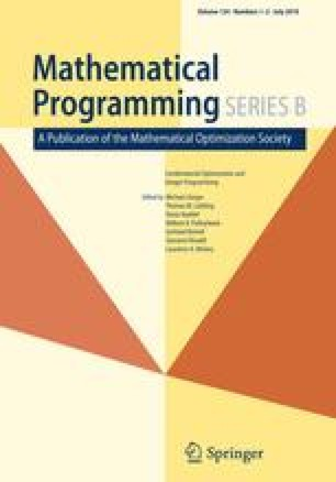 Mathematical Programming
