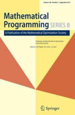Analysis of mathematical programming problems prior to applying the