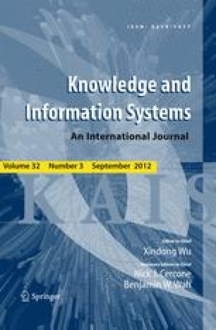Knowledge and Information Systems