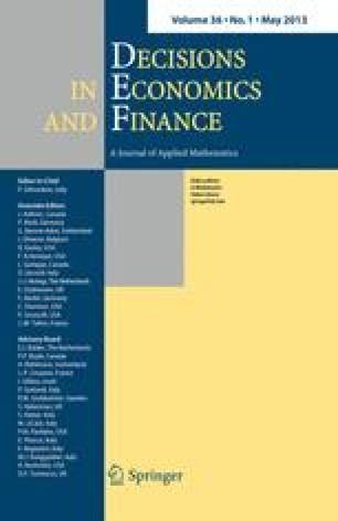 Rivista di matematica per le scienze economiche e sociali