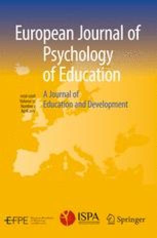 European Journal of Psychology of Education