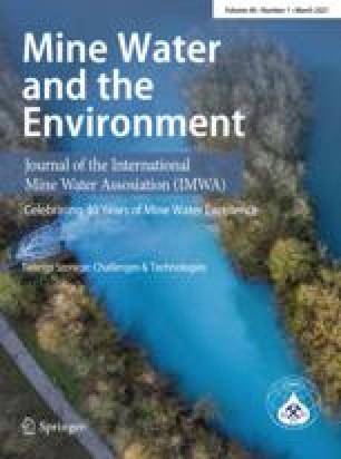 International journal of mine water