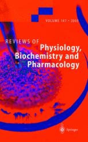 Ergebnisse der Physiologie, biologischen Chemie und experimentellen Pharmakologie