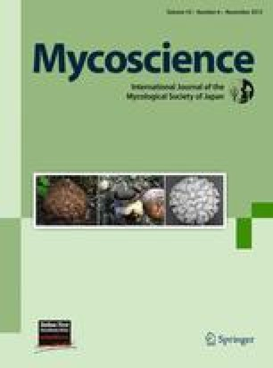 Mycoscience