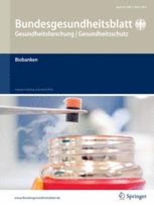 Qualität von Biomaterialien im Biobanking von Flüssig- und ...