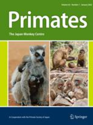 Responses of a transplanted troop of Japanese macaques