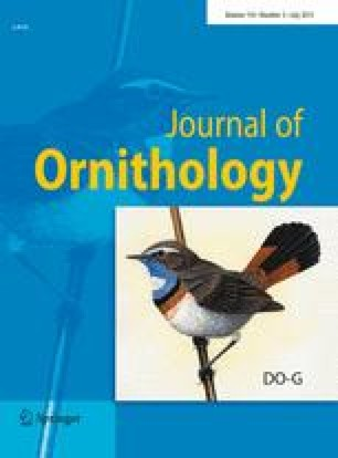 Nest site selection and nesting success of five species of