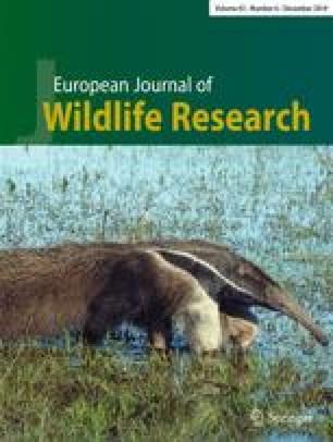Zeitschrift für Jagdwissenschaft