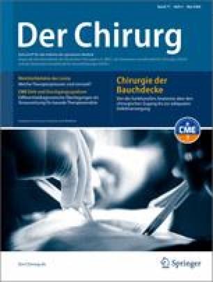 Funktionelle Anatomie der Bauchwand   SpringerLink