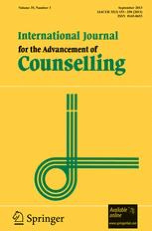 The role of counseling in developing countries   SpringerLink