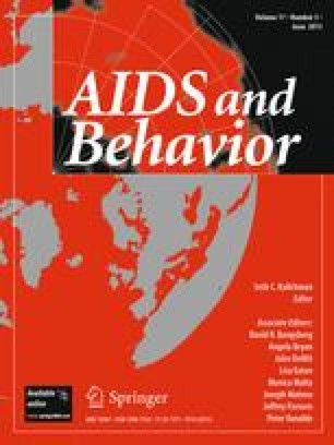 AIDS and Behavior