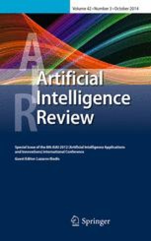 artificial intelligence review scimago