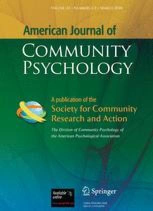 American Journal of Community Psychology