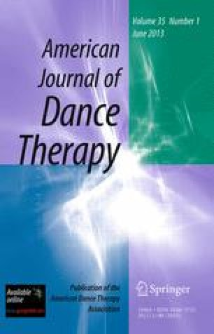 Taming Tidal Waves: A Dance/Movement Therapy Approach to Supporting ...