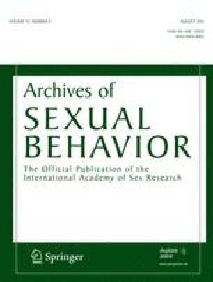 Parental background of male homosexuals and heterosexuals | SpringerLink