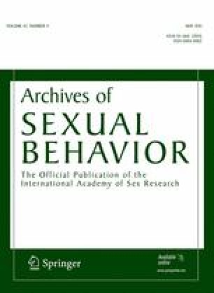 Archives of sexual behavior issn