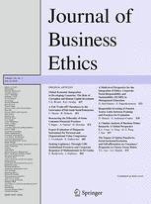 A Multi-level Perspective for the Integration of Ethics