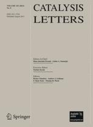 Catalysis Letters