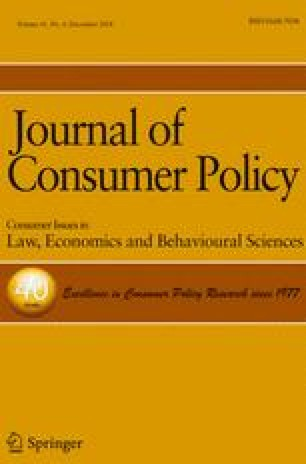 Consumer Protection Law in Ethiopia: The Normative Regime