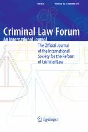 The Right to Representation by Criminal Defense Counsel in Ethiopia