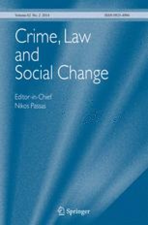 Crime, Law and Social Change