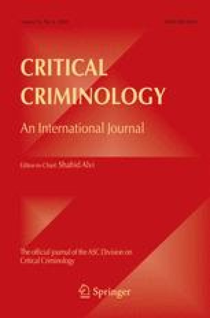 define peacemaking criminology