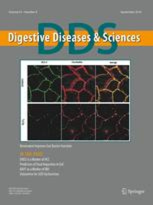 Digestive Diseases and Sciences