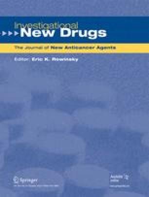 Investigational New Drugs