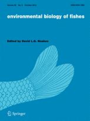 Environmental Biology of Fishes