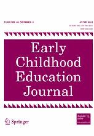 Early Childhood Education Journal Springer
