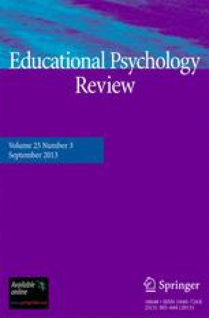 Educational Psychology Review Springer