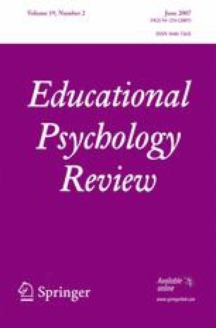 Educational Psychology Review