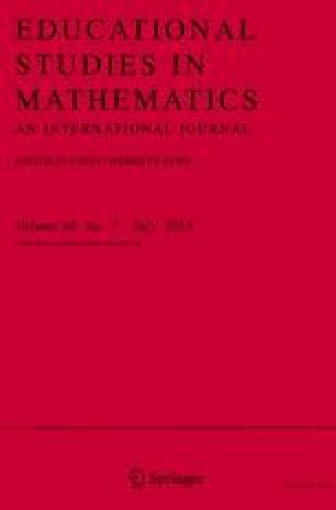 Educational Studies in Mathematics
