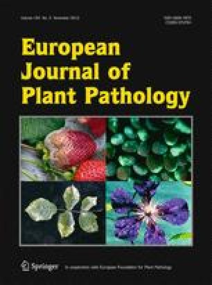 Netherlands Journal of Plant Pathology