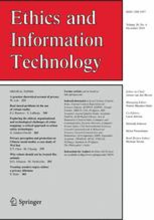 Privacy perception and protection on Chinese social media: a case