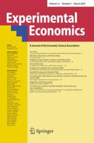 Group Polarization In The Team Dictator Game Reconsidered Springerlink