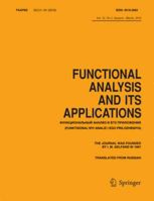 Functional Analysis and Its Applications