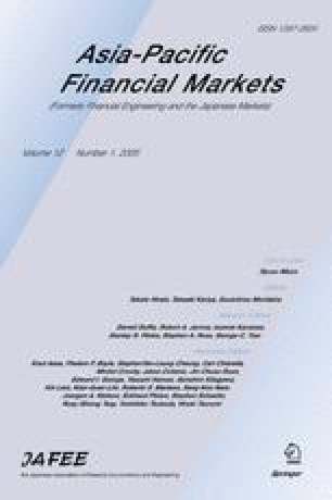 Asia-Pacific Financial Markets