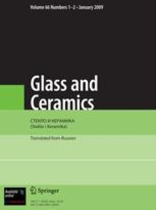 Glass and Ceramics
