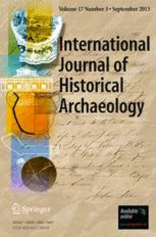 Change and Inertia on the Frontier: Archaeology at the
